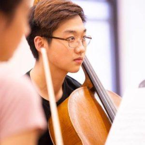 Robin Park - Cello