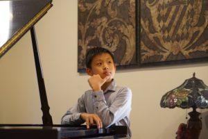 Nathan Jiang - Piano