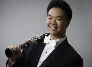 Timothy Kim - Clarinet
