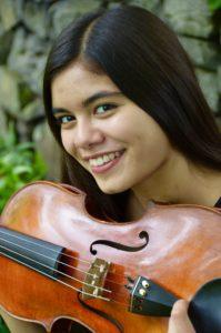 Juliana Castillo - Viola